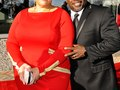 The Wonderful Actress/Singer Tamela Mann and her Husband David Mann also Actor/Singer at the 2013 ANNUAL TRUMPET AWARDS