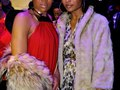 Reality Stars Marlo Hampton & Cynthia Bailey