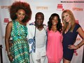 House Wifes of Atlanta Cynthina Bailey, Derrick J Hair stylist, Toya Bush- Harris Kari Wells from  Married to Medicine,