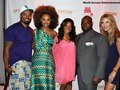 Luscious,Cynthia Baily,Mrs. Toya Bush and Husband and Kari