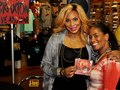 Tamar CD signing and fan