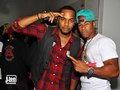 DJ FADELF and Actor Blue Kimble