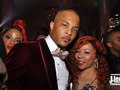 T.I. and Tiny at Tip Harris PeeP Show