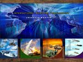 Company: Lockheed Martin • Assets: Large Wall Banners • Role: Art Director, Graphic Designer, Illustrator, Photo Retoucher
