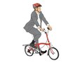 The Times : Biker tribes : The folding commuter