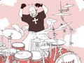 Quirk : The Rock Bible : The Gospel According to the Drummer