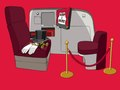 RKCR / Y&R for Virgin Atlantic Upper Class Suite