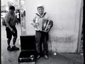 Accordion player Downtown L.A.