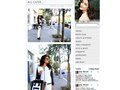 My photos of Shay Mitchell featured on her site