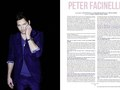 Peter Facinelli for Ladygunn Magazine
