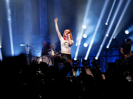 Paramore at the Wiltern