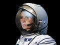 Stone's Cosmonaut helmet