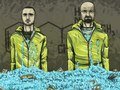 Breaking Bad copyright AMC, Artwork copyright 2013 Katrina E. Kunstmann