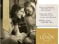 Lenox Store Window Signage