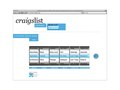 Craig's List // Web site Redesign