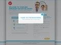 Walgreen's Immunization Landing Page