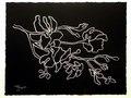 Black Floral n.2