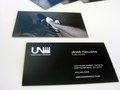 Unpiano Books - Business Cards