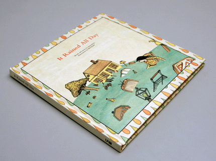 """It Rained All Day"" by Mel Kadel & Mike Aho for Unpiano Books"