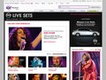 Nissan Lives Sets Archive - Live: http://music.yahoo.com/promo-31904706-250-20070615-