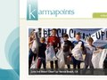 karmapoints - corporate donors