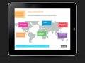 Aetna International iPad Product Map