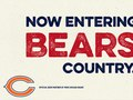 Chicago Bears NFL OOH