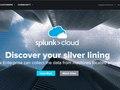 Splunk.com - Cloud vision Hero banner design