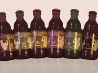 Goddard Brothers Hard Cider Flavors