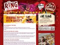 Content page design for www.thering.com.au