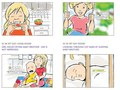 Storyboard for Ultimate Homes TVC 1
