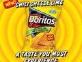 Doritos - Chili Cheese Lime