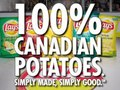 Lays - 100% Canadian Potatoes