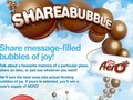 Share a Bubble