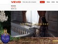 skin and banners for &quot;Vevo&quot;