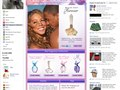 Facebook Page Mariah Carey Fragrances