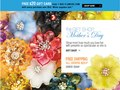 Monet.com Emailer - Mother&#39;s Day Gift Shop