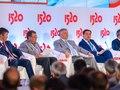 """Пленарное заседание на XI международном железнодорожном бизнес-форуме """"Стартегическое партнерство 1520"""", Сочи"""