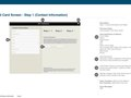 UX: Interface Documentation & Specifications