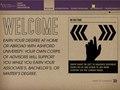 Showcase Welcome Screen