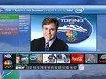 NBC/Intel/Olympics/Entriq: UX + Visual Design: iTV Project (2006)