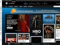 AT&T U-verse Site (Axure Prototype)