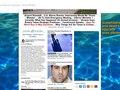 Rich media leader board/page skin - Citi Access