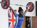 British Weight Lifting / Sport / Under 17's