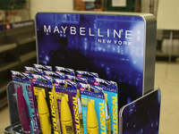 Maybelline Tesco Freestanding Unit