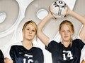 Georgetown Women's Soccer Poster