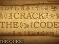 Crack the Code contest microsite - Home page
