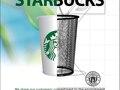 Vector Artwork Reveal • Pen Tool Exercise • Starbucks logo recreated • All graphic elements created in Adobe Illustrator