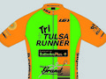 Tri Tulsa Runner Cycling Jersey