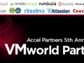 Accel Partners VMworld Party announcement